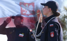 Dzień flagi RP. Jak wygląda podnoszenie bandery?