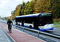 Mieszkańcy Chwarzna chcą więcej autobusów i buspasów