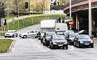 Gdynia: nowe ustawienie świateł pod estakadą nie podoba się kierowcom