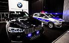 Opancerzone BMW za mln zł na gdańskich targach