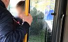 Awantura w autobusie. Będą sankcje dla kontrolerów