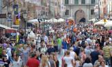 Majówka w Trójmieście: pogoda w kratkę, ale turystów to nie zraża