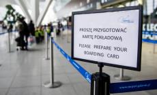 Weekendowe problemy pasażerów na lotnisku