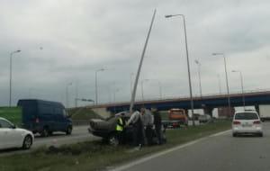 Śmiertelny wypadek na obwodnicy w Gdańsku