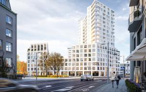 Śródmieście Gdyni zaczyna piąć się w górę