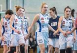 AZS UG przegrał decydujący mecz z Łomiankami