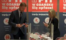 Wylosowano nagrody w gdańskiej loterii PIT