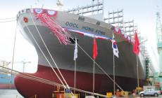 Największy na świecie kontenerowiec zawinie do Gdańska