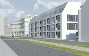 LPP rozpoczyna rozbudowę siedziby przy Łąkowej
