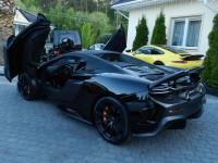 McLaren za ponad 2 mln zł na sprzedaż