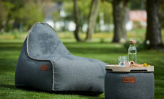 Relaks na świeżym powietrzu. Oryginalne meble na balkon i do ogrodu