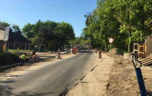 Od poniedziałku większe utrudnienia dla mieszkańców Łostowic