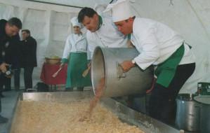 Rekordowa zupa wiśniowa w Gdyni