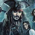 """""""Czarna Perła"""" zawija do portu. Recenzja filmu """"Piraci z Karaibów: Zemsta Salazara"""""""