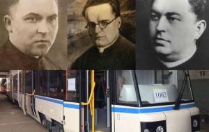 Księża z Wolnego Miasta patronami gdańskich tramwajów