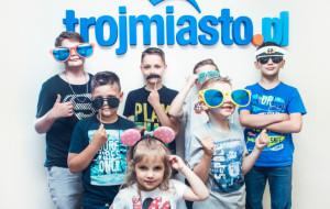 Dzień Dziecka w Trojmiasto.pl. Pociechy pracowników odwiedziły naszą redakcję