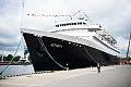 Statek śmierci zacumował w gdańskim porcie
