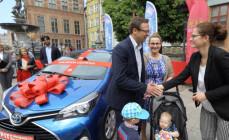 Auto dla zwycięzcy gdańskiej loterii podatkowej
