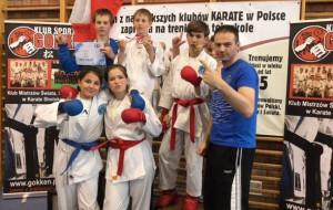 Olimpijskie karate uczy sprawności i szacunku