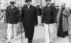 Życie Gdyni latem AD 1937