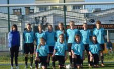 Piłkarki Checzy pomiędzy futbolem a nauką