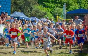 Niemal 300 młodych biegaczy w Pucharze Gdyni