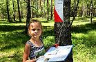 Smerfowaliśmy po lasach z Kompasem