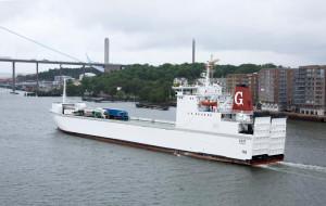 Czwarty statek na linii Gdynia-Karlskrona