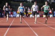 Lekkoatletyka pod znakiem sprintów i rzutów