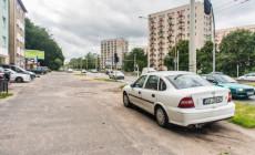 Jest pomysł, jak rozwiązać problem samochodów na chodnikach przy ul. Morskiej