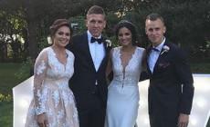Trzy wesela w ekipie biało-zielonych