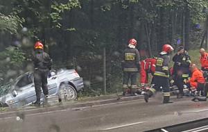 Groźny wypadek na ul. Słowackiego