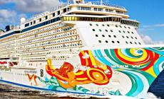 Do Gdyni przypływa ogromny wycieczkowiec