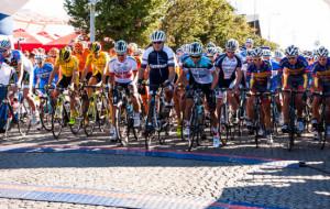 Objazdy w trakcie wyścigów kolarskich w Gdyni