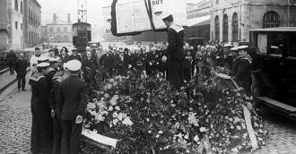 Juliusza Słowackiego wizyta w Gdyni