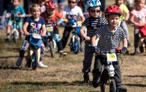 Odwołano zawody na rowerkach biegowych w niedzielę