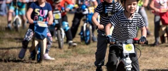 Zawody na rowerkach biegowych dla najmłodszych już w niedzielę