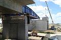 """Gotowa konstrukcja ważnego mostu na krajowej """"siódemce"""""""