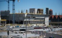 Forum Gdańsk gotowe dopiero za rok, a już...