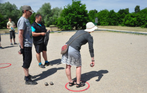 W aktywny weekend weź rower, kajak, zagraj w boule, pobiegaj