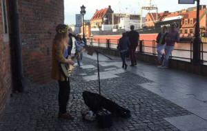 Muzyka na gdańskich ulicach - od przybytku głowa nie boli?