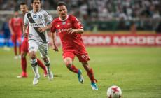 Sławomir Peszko: 33 mecze, by pojechać do Rosji