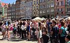 Kolorowy flash mob w centrum Gdańska - atrakcja czy przesada?
