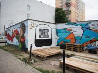 Wrzeszcz Pointz. Galeria murali i miejsce spotkań mieszkańców