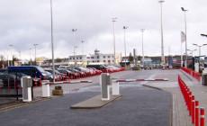 Problemy z opłatą za lotniskowy parking