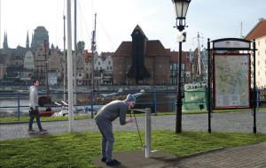Pierwsze poidełka w centrum Gdańska