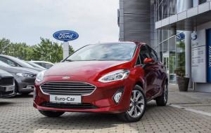 Nowy Ford Fiesta wjechał na salony