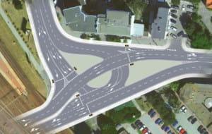 Gdynia: MTM przebuduje skrzyżowanie przy dworcu. Za ponad 20 mln zł