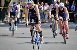 W niedzielę triathlon w nadmorskich dzielnicach Gdańska. Będą utrudnienia