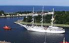 Nowy żaglowiec z gdańskiej stoczni